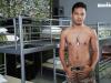 Cesar-Xes-hungry-bottom-bitch-John-Rene-huge-cock-fuck-ass-hole-army-barracks-Bromo-004-Gay-Porn-Pics