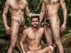 Hardcore-big-muscle-threesome-Pietro-Siren-Derek-Allen-Ibrahim-Moreno-bareback-outdoor-anal-fucking-006-gayporn-pics-