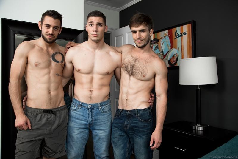 The men next door revisiting