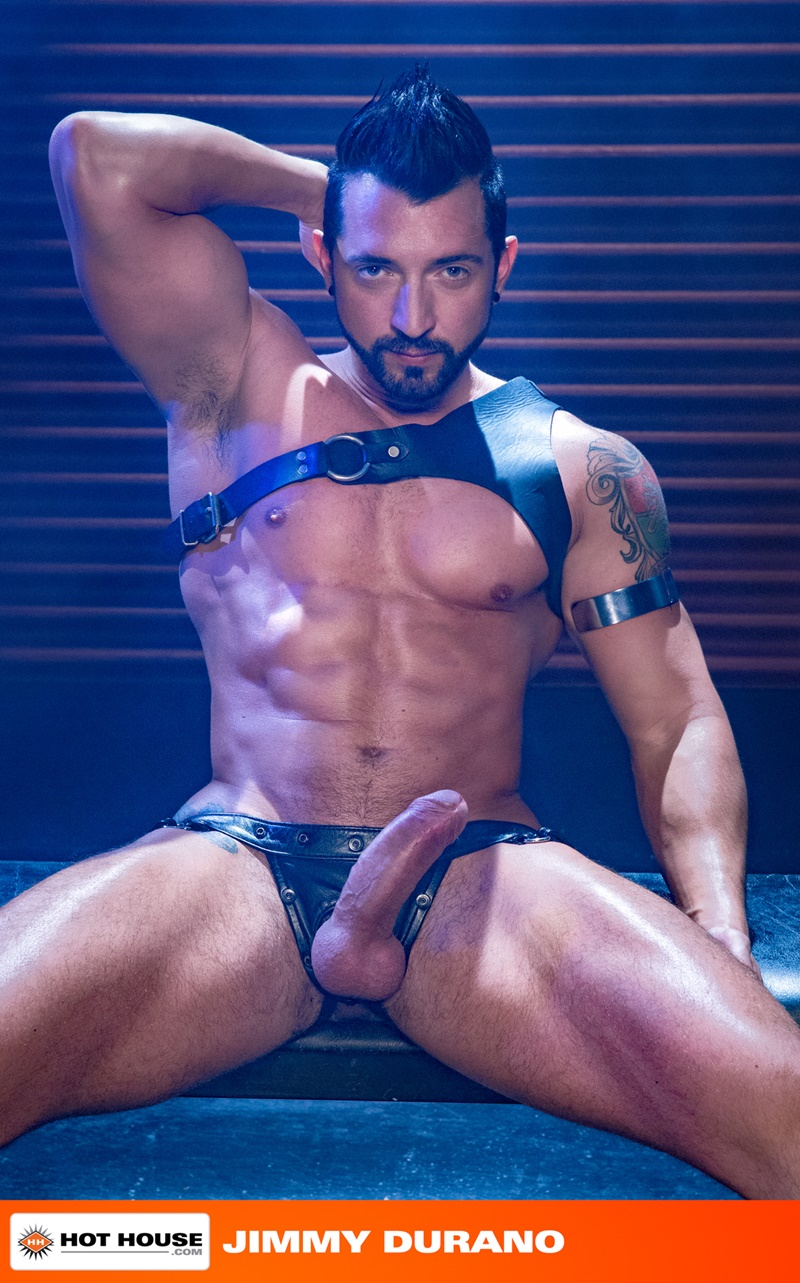 from Jamison gay hunk leather