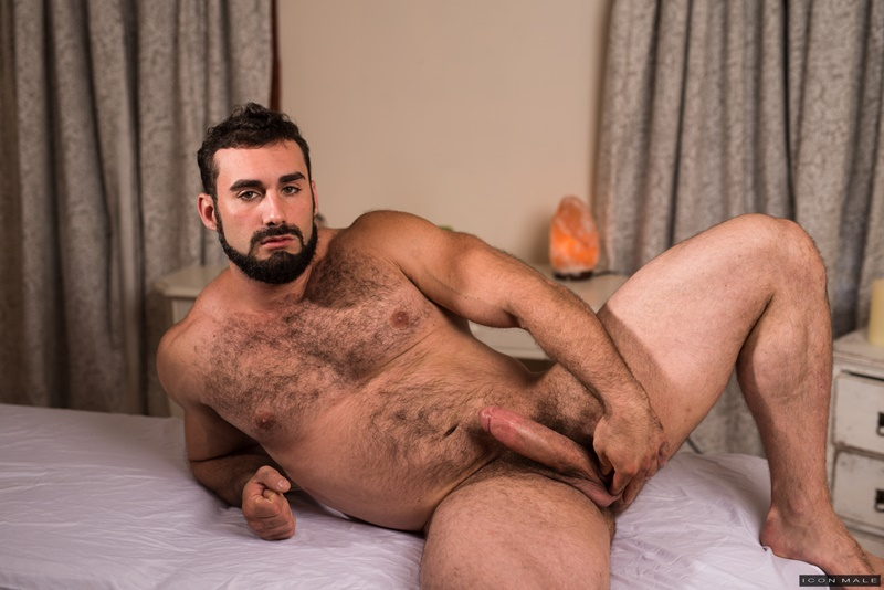Big Hairy Men Jesse Jackman And Anthony London Hard Fuck In Woods Titan Men Porn