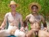 Real-classmates-rock-climber-ginger-Christian-sexy-black-stud-Levaughn-outdoors-wank-piss-001-gay-porn-pics