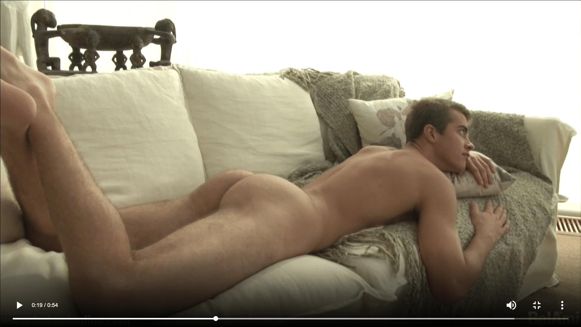Newbie-Belami-boy-Jules-Bourget-strokes-stubby-thick-uncut-dick-spraying-jizz-six-pack-abs-13-gay-porn-pics