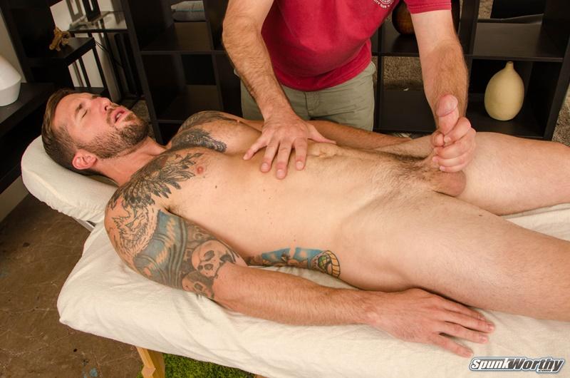 Gay massage happy ending porn pics