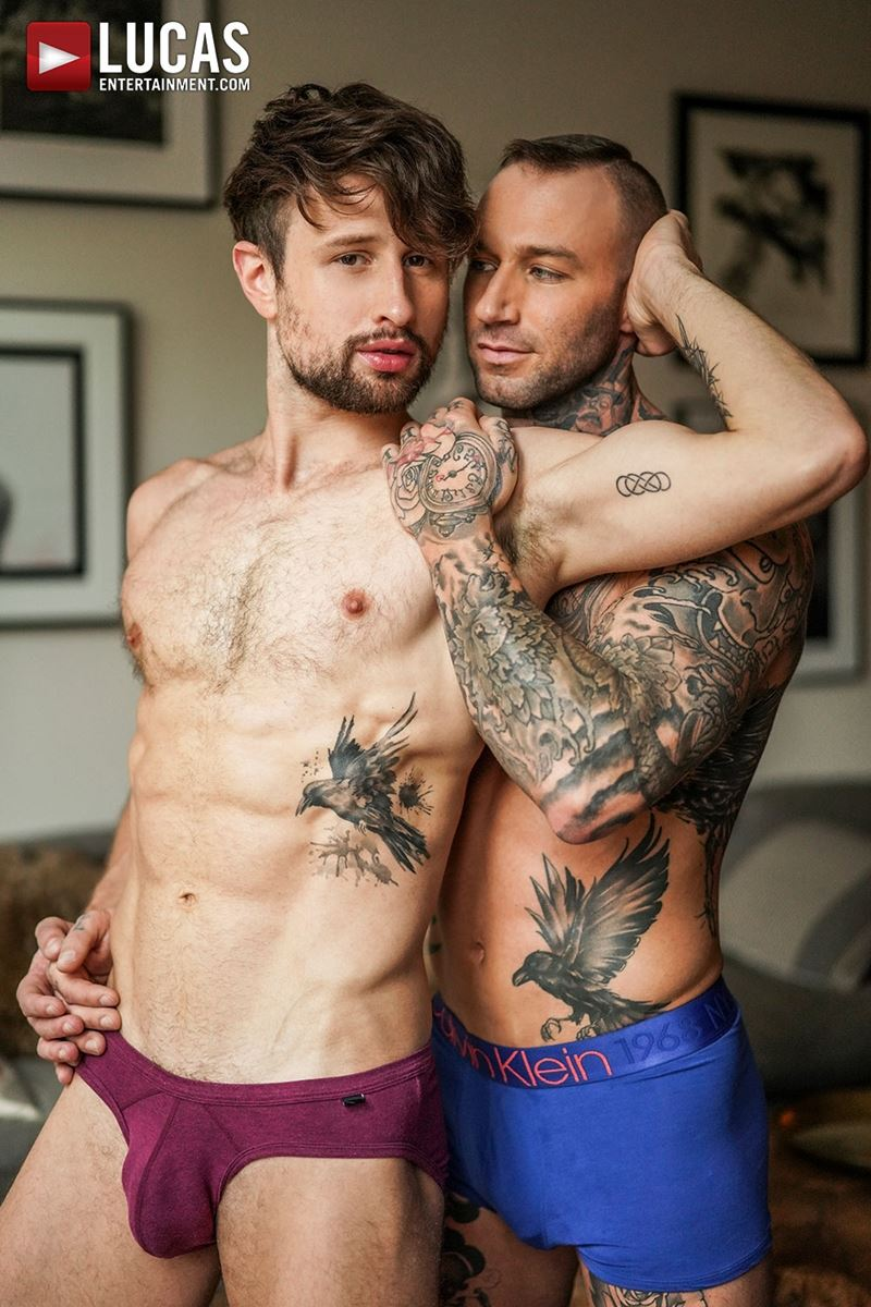 Tattooed-muscle-hunk-Dylan-James-huge-cock-bareback-fucking-Drew-Dixon-smooth-ass-hole-004-gay-porn-pics