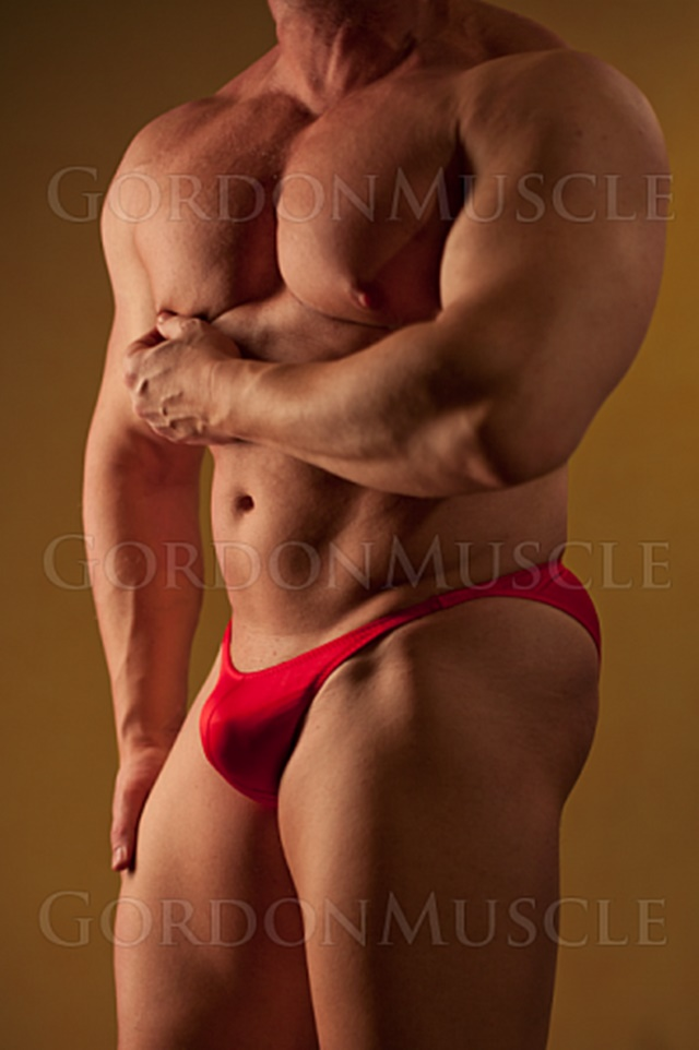Jock Men Live Gordon Muscle