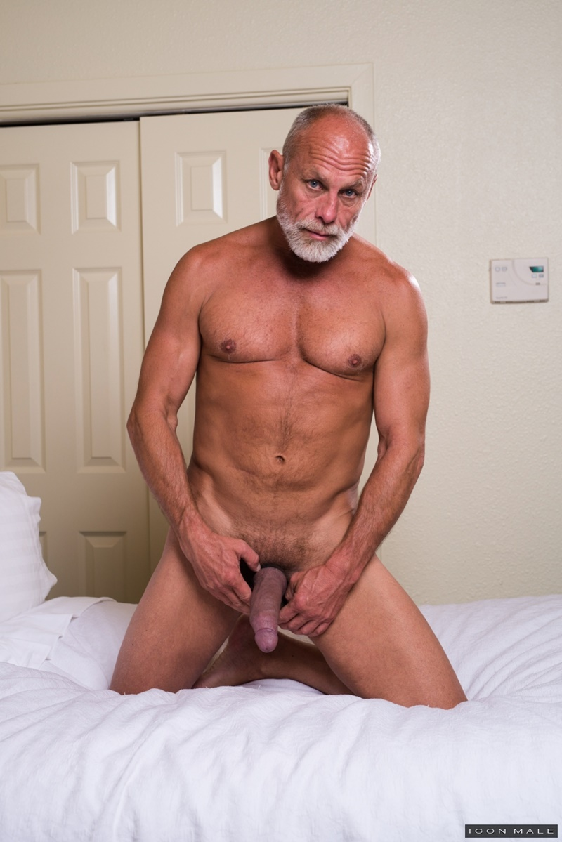 Thick uncut daddy back to my gloryhole 4 ways